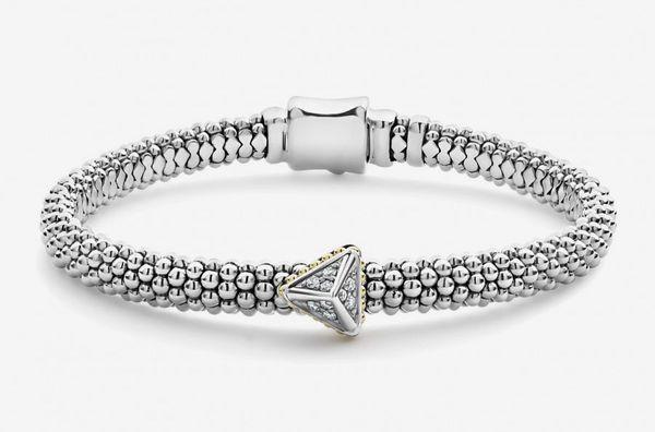 KSL Diamond Caviar Bracelet