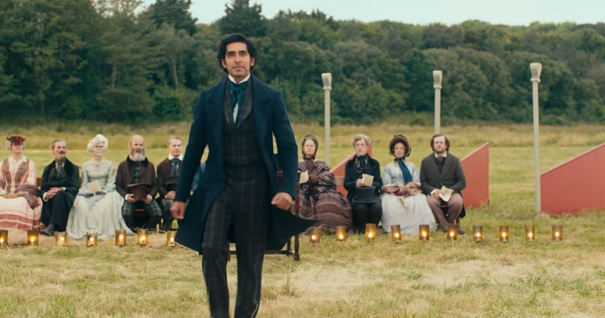 Dev Patel and His Hair Star in The Personal History of David Copperfield Trailer