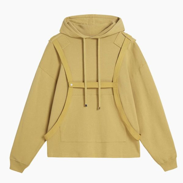 Private Policy Harness Hoodie