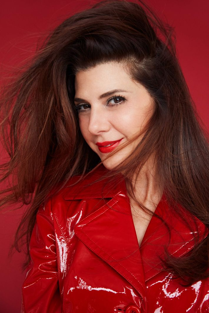 Interview: Marisa Tomei
