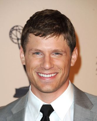 Actor Matt Lauria arrives at the 4th Annual Television Academy Honors held at Beverly Hills Hotel on May 5, 2011 in Beverly Hills, California