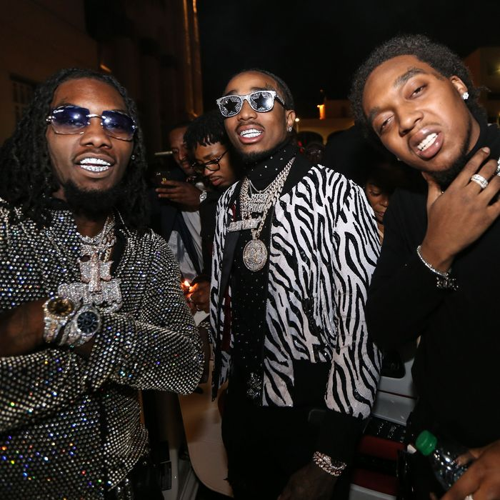 Telling The Migos' Voices Apart: A Brief Guide