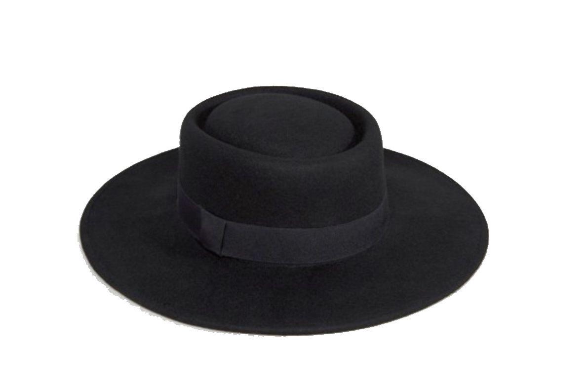 ASOS Felt Matador Boater Hat
