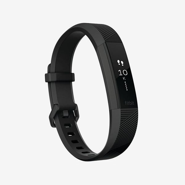 black fitbit alta special gunmetal - strategist fitness trackers on sale