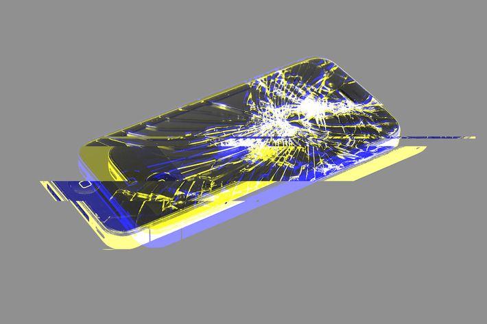 Broken Pixels: Fixing A Broken IPhone, From Home Button To Cracked Screen