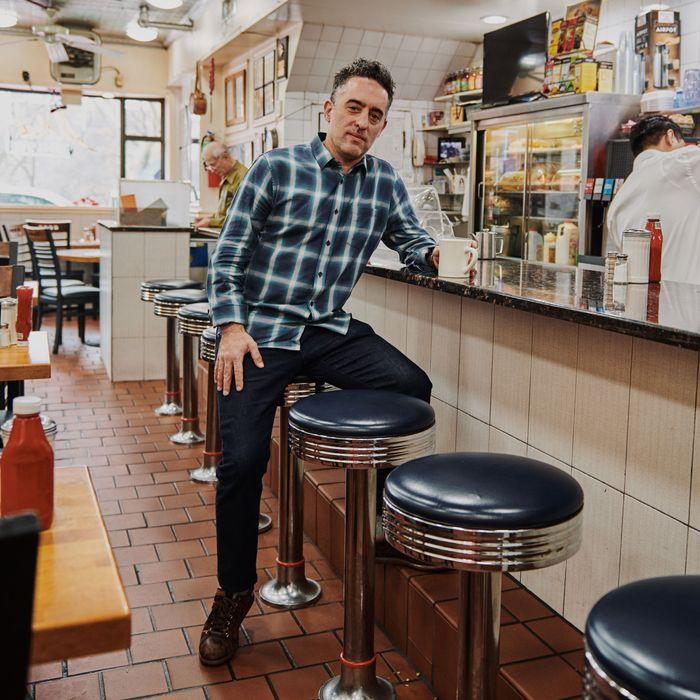 Nathan Englander's Grub Street Diet