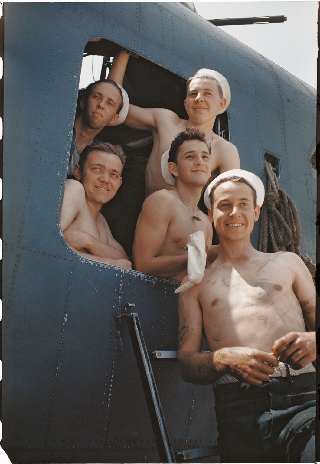 10 Photos Of World War Ii Soldiers In The Buff Nymag