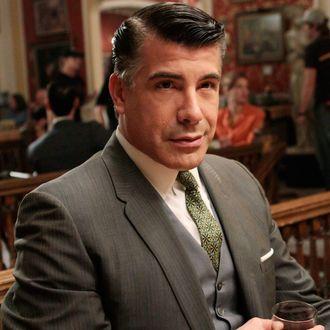 Salvatore Romano (Bryan Batt) - Mad Men - Season 3, Episode 1 - Photo Credit: Carin Baer/AMC