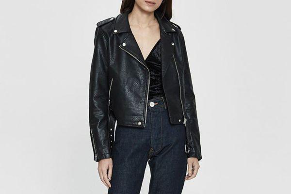 Stelen Jeanne Classic Moto Jacket