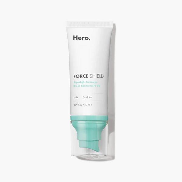 Hero Cosmetics Shield Superlight Broad Spectrum Sunscreen SPF 30
