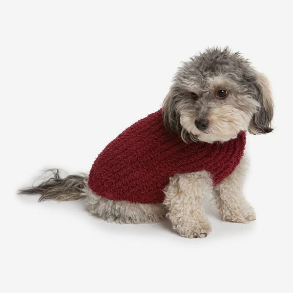 Barefoot Dreams CozyChic™ Ribbed Dog Sweater