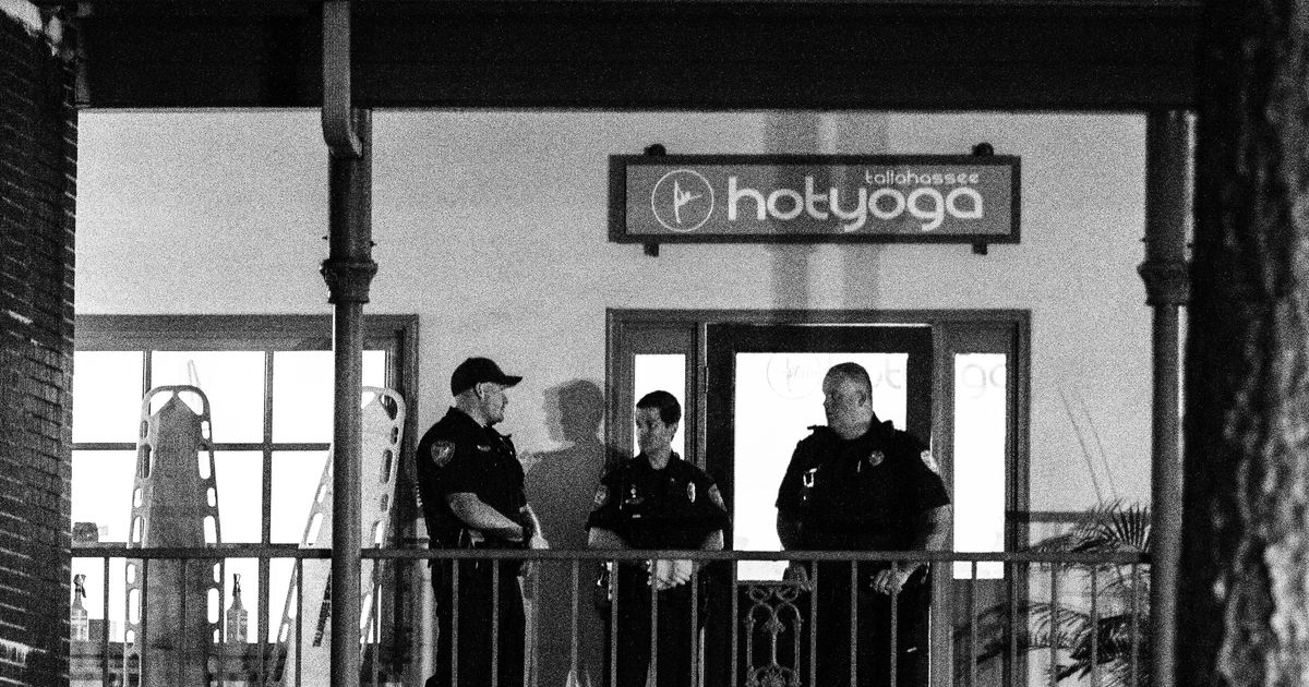 Tallahassee Yoga Shooter Was Motivated by 'Lifetime of Misogynistic Attitudes'