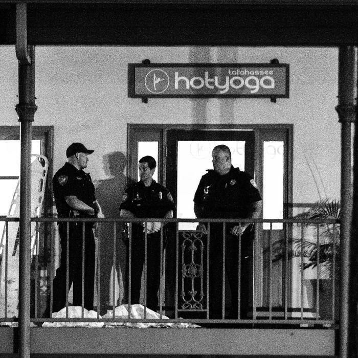 Tallahassee yoga studio.