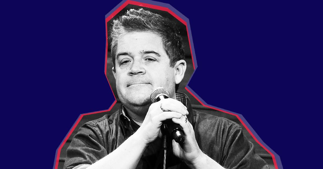 How Patton Oswalt Did the Unimaginable: Write Stand-up About His Wife Dying