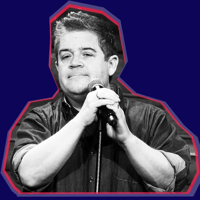 How Patton Oswalt Performed Stand Up After His Wifes Death