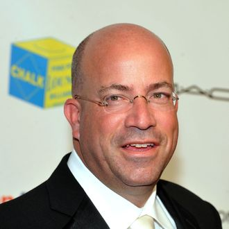 Jeff Zucker attends the 10th Annual Elton John AIDS Foundation's