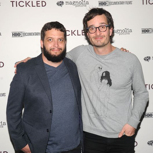 """Tickled"" New York Premiere"