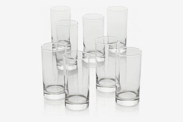 Boxed Highball Glasses (Set of 8)