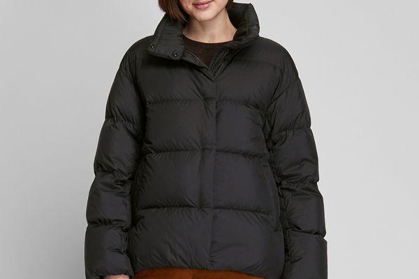 Uniqlo Women's Ultra Light Down Cocoon Jacket