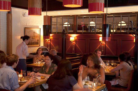 The Leopard At Des Artistes Restaurant Week Menu