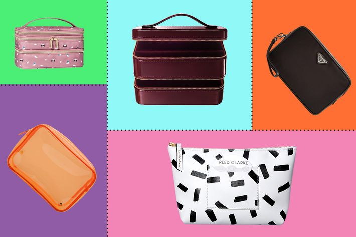 The best makeup bags as recommended by makeup artists — The Strategist reviews