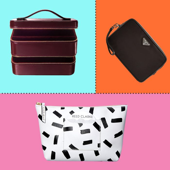 The best makeup bags as recommended by makeup artists — The Strategist  reviews 481e2b5a96327