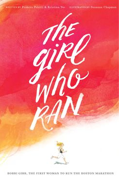 """The Girl Who Ran"" by Christina Yee and Frances Poletti"