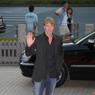 OSAKA, JAPAN - JULY 16: Michael Bay during the