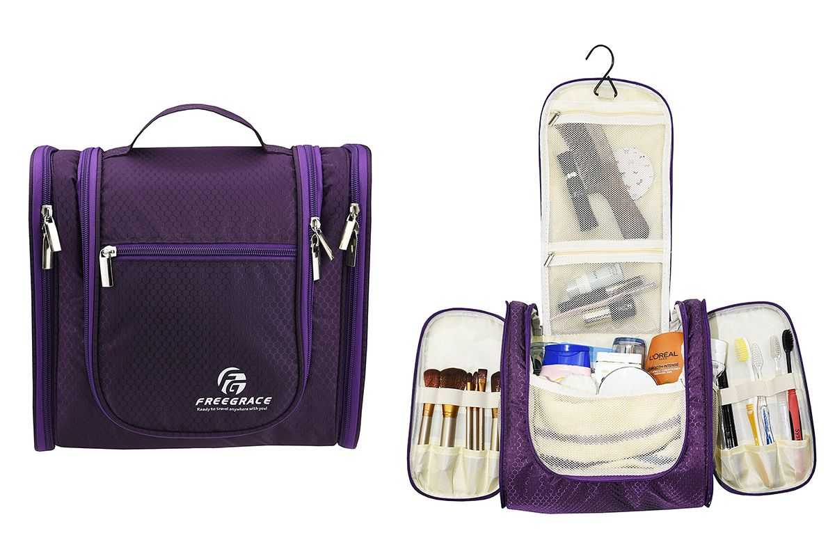 Premium Toiletry Bag by Freegrace