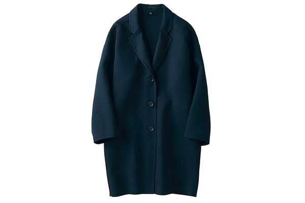 Uniqlo U Double Face Chester Coat