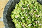 Everything Ever Written About ABC Cocina's Spring-Pea Guacamole