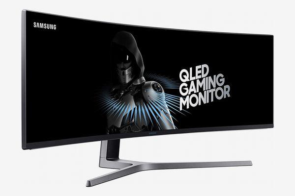 Samsung LC49HG90DMNXZA CHG90 Series Curved 49-Inch Gaming Monitor