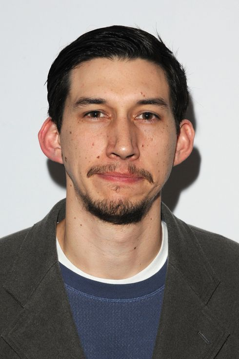 "Adam Driver attends the opening night of Broadway's ""Look Back In Anger"" at Laura Pels Theatre at the Harold & Miriam Steinberg Center for on February 2, 2012 in New York City."