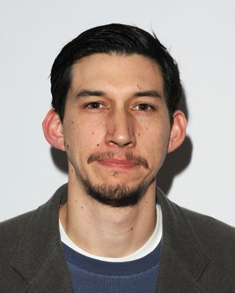 Adam Driver attends the opening night of Broadway's