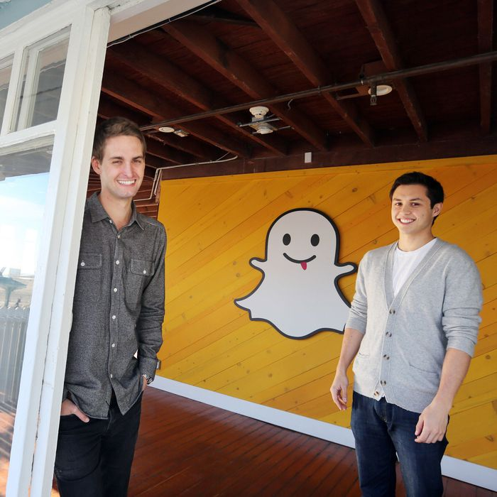 Snapchat Founders Prove Turning Down $3B Was Pretty Smart