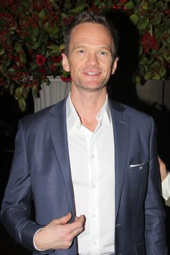 "NEW YORK, NY - OCTOBER 07:  Neil Patrick Harris poses at The National Theatre Gala dinner hosted by Vogue Magazine for ""Curious Incident of The Dog in the Night-Time"" at a Private Location on October 7, 2014 in New York City.  (Photo by Bruce Glikas/FilmMagic)"