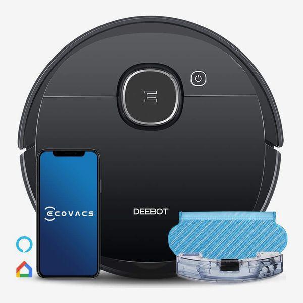 Ecovacs OZMO920 Robot Vacuum Cleaner with Mop