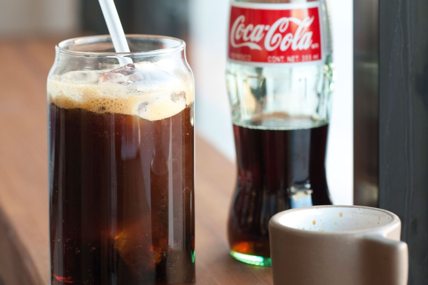Also look for a next-level Americano that will employ Mexican Coke instead of water.
