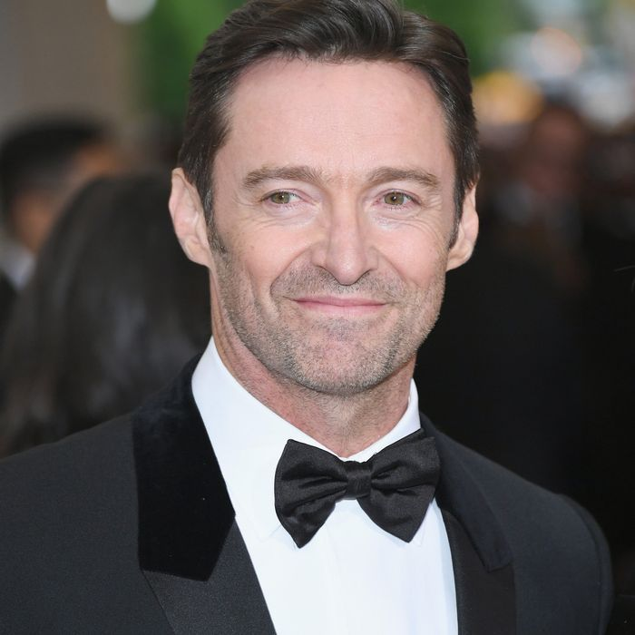 Hugh Jackman Haircut: Hugh Jackman Didn't Know That Wolverines Were Real