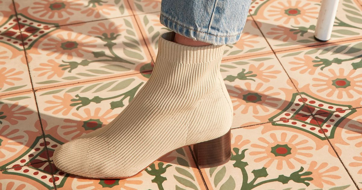 It Take 9 Plastic Bottles to Make Everlane's New Boots