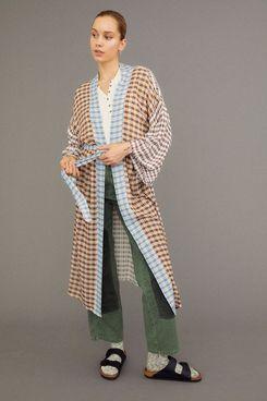 Stella Printed Robe