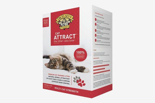 Dr. Elsey's Precious Cat Attract Cat Litter