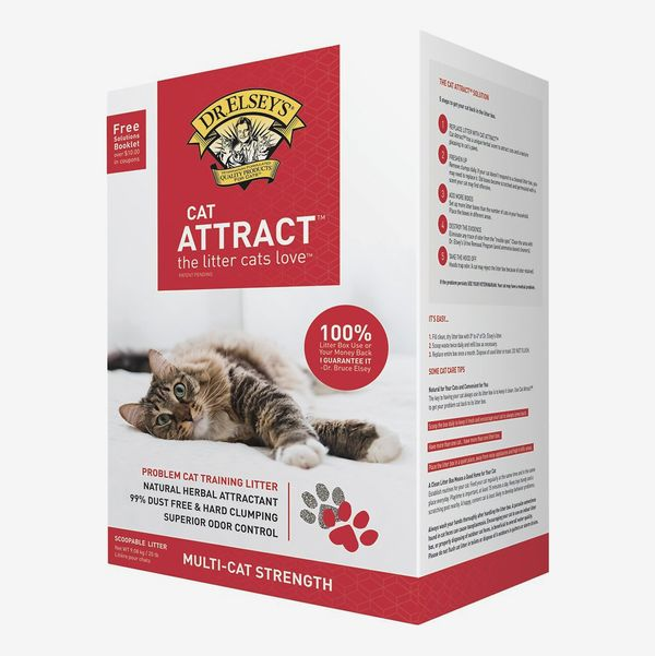 Dr. Elsey's Precious Cat Attract Cat Litter