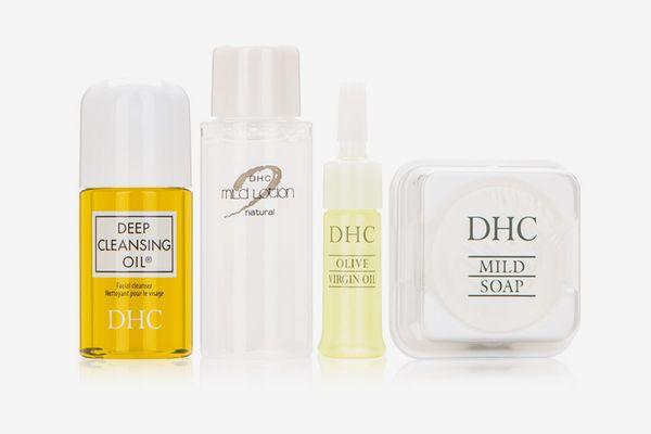 DHC Olive Essentials Travel Set (4 piece)