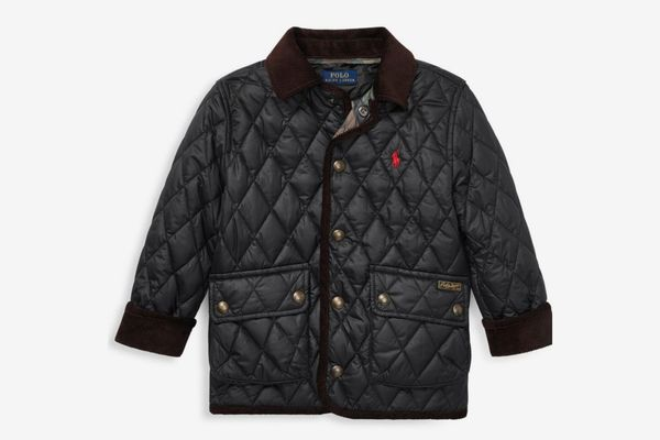 Ralph Lauren Little Boy's & Boy's Kempton Quilted Jacket
