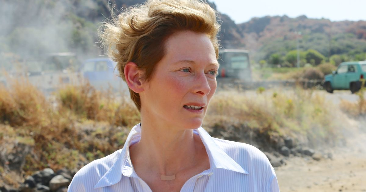 Tilda swinton on her bowie influenced role in a bigger splash for Film a bigger splash