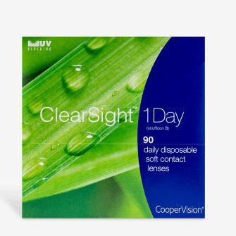 ClearSight 1 Day Contacts