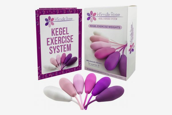 Intimate Rose Kegel Weight Exercisers