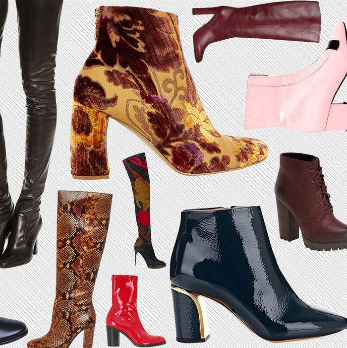 9faf26bf55e Take it from us: You don't want to wait until November to start looking for the  shoes you'll be wearing all winter. There's a particularly appealing crop  of ...