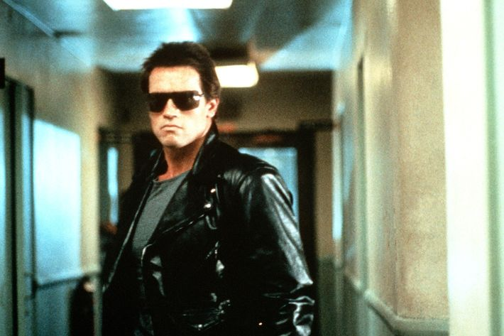 THE TERMINATOR, Arnold Schwarzenegger, 1984. ?Orion Pictures Corporation/Courtesy Everett Collection